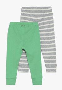 GAP - BABY 2 PACK - Leggings - lush green - 1