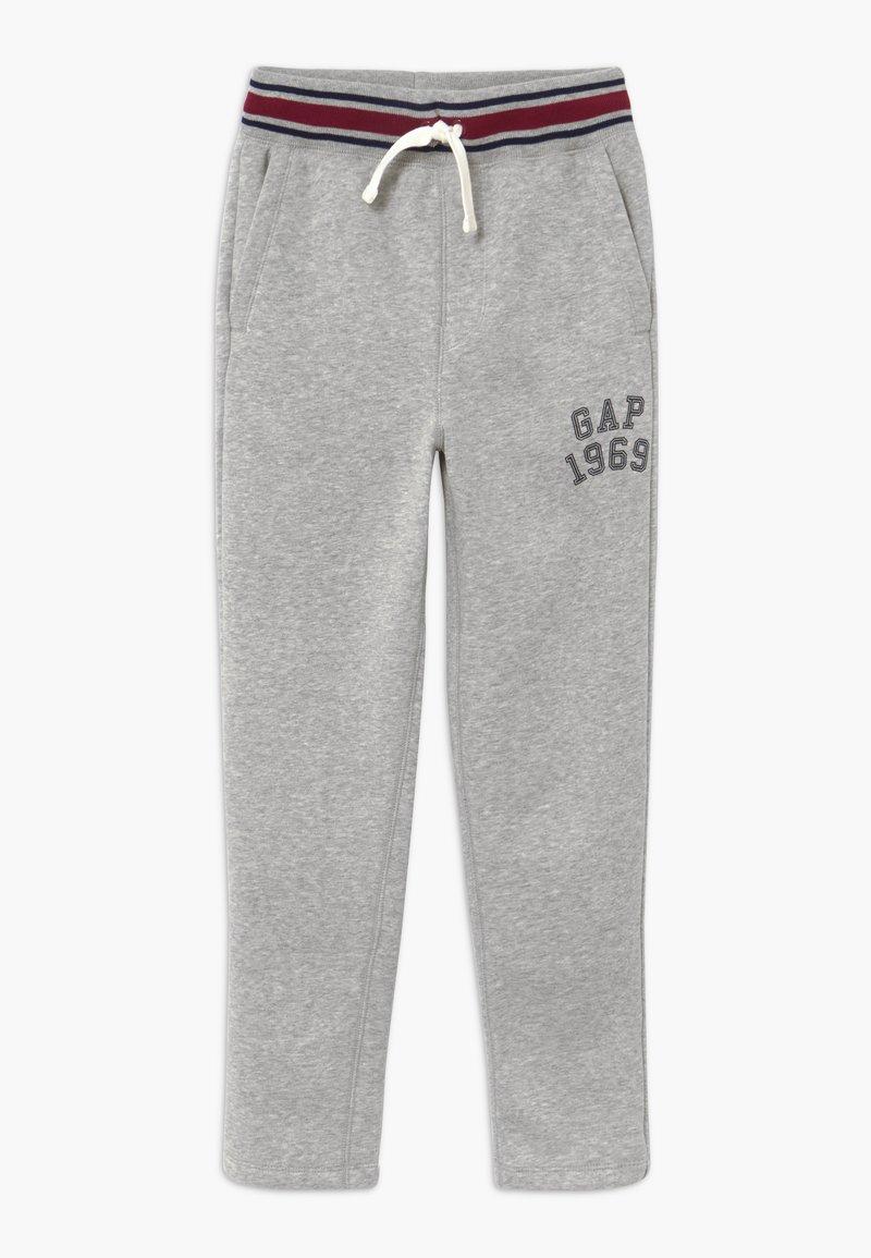 GAP - BOY TIP SLIM - Trainingsbroek - light heather grey