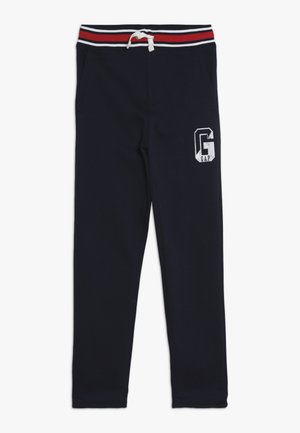 BOY TIP SLIM - Trainingsbroek - navy