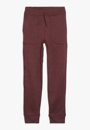 BOY SLOUCH  - Spodnie treningowe - red delicious