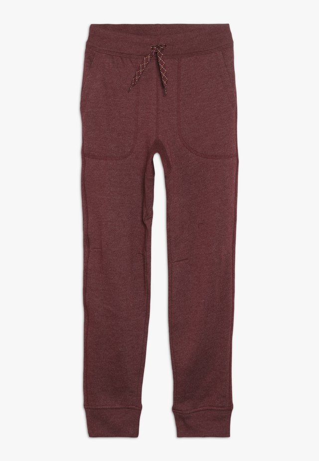 BOY SLOUCH  - Tracksuit bottoms - red delicious