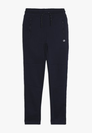 BOY FIT TECH - Trainingsbroek - tapestry navy