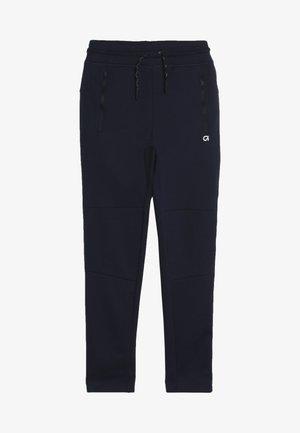 BOY FIT TECH - Teplákové kalhoty - tapestry navy