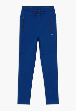 BOY FIT TECH - Pantalones deportivos - brilliant blue