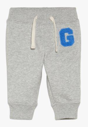 GARCH PANT BABY - Kalhoty - light heather grey