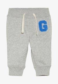 GAP - GARCH PANT BABY - Pantalones - light heather grey - 2