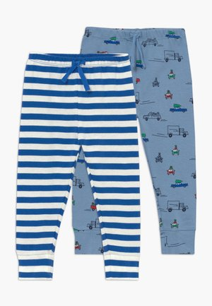 TRUCK PANT BABY 2 PACK  - Pantalones - buxton blue