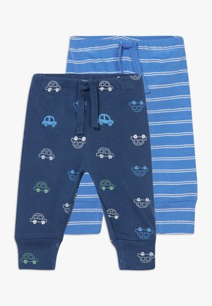 CAR 2 PACK - Pantaloni - blue shade