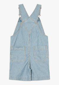 GAP - TODDLER BOY SHORTALL - Tuinbroek - light blue denim - 1