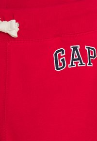 GAP - BOYS HERITAGE LOGO - Tracksuit bottoms - pure red - 2