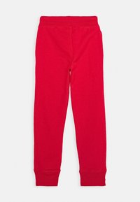 GAP - BOYS HERITAGE LOGO - Tracksuit bottoms - pure red - 1