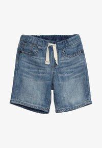 GAP - BABY - Jeans Shorts - light wash indigo - 2