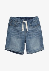 GAP - BABY - Shorts vaqueros - light wash indigo - 2