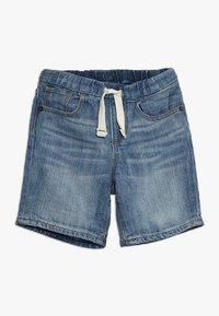 GAP - BABY - Jeans Shorts - light wash indigo - 0