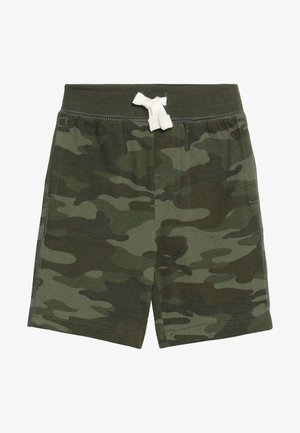 TODDLER BOY SHORT - Trainingsbroek - green