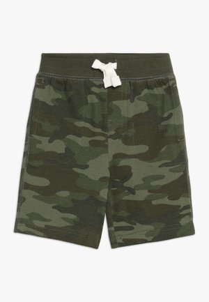 TODDLER BOY SHORT - Joggebukse - green