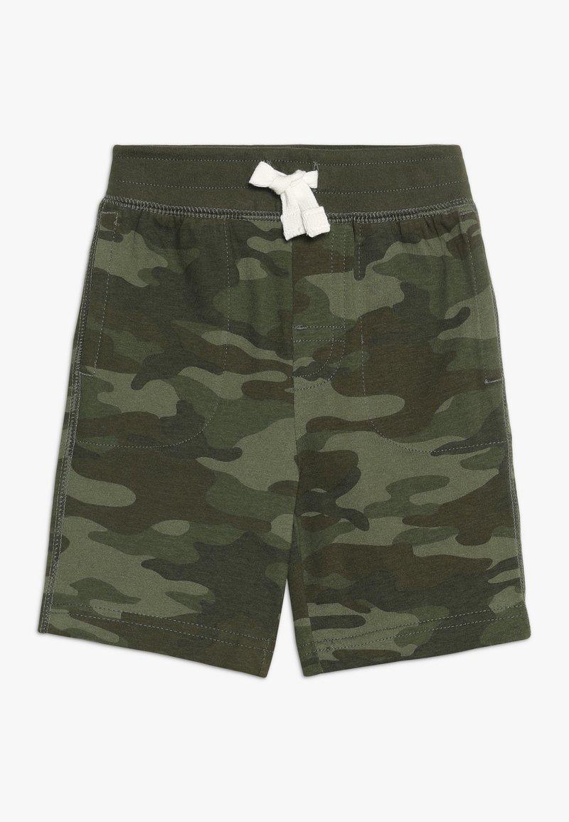 GAP - TODDLER BOY SHORT - Spodnie treningowe - green