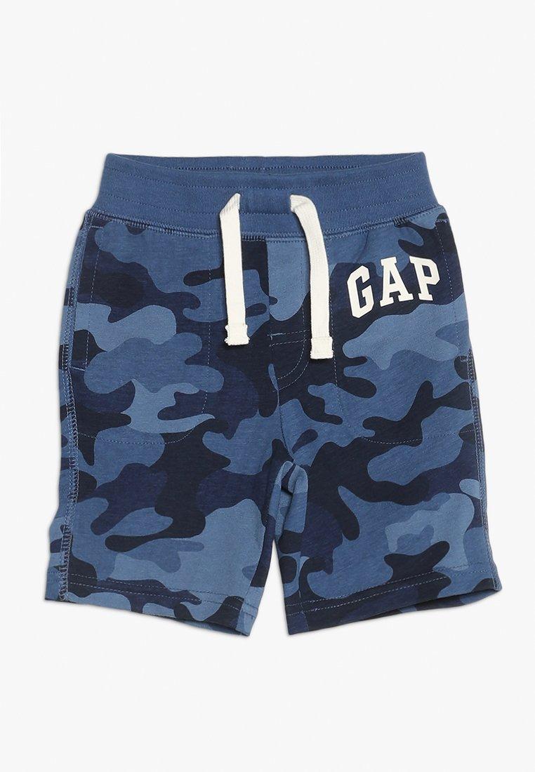 GAP - TODDLER BOY LOGO - Shortsit - blue