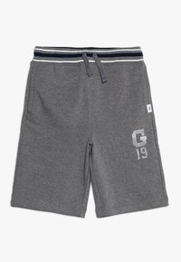 GAP - BOYS ACTIVE LOGO  - Pantaloni sportivi - dark heather grey - 0