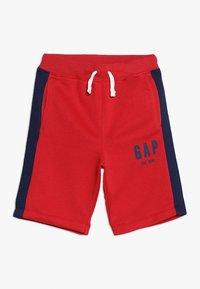 GAP - BOYS ACTIVE LOGO  - Pantalones deportivos - modern red - 0