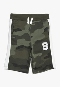 GAP - BOYS ACTIVE LOGO  - Teplákové kalhoty - green - 0