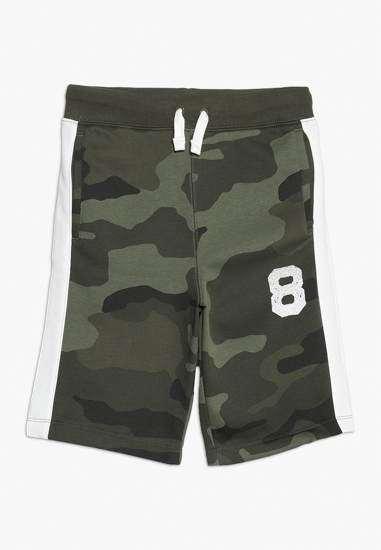 GAP - BOYS ACTIVE LOGO  - Spodnie treningowe - green
