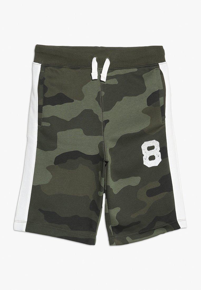 GAP - BOYS ACTIVE LOGO  - Pantalon de survêtement - green