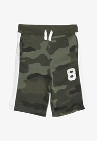 GAP - BOYS ACTIVE LOGO  - Teplákové kalhoty - green - 3