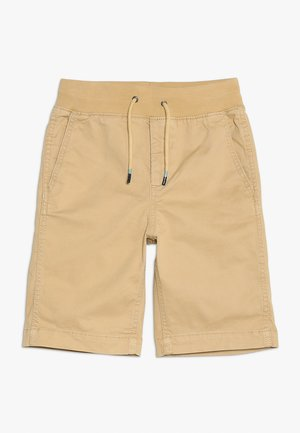 BOYS BOTTOMS - Shorts - dried straw