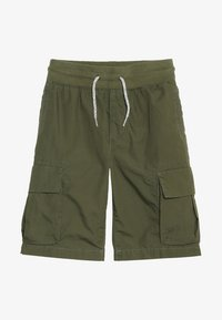 GAP - BOYS - Cargobukse - army jacket green - 3