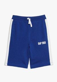 GAP - BOYS LOGO  - Teplákové kalhoty - brilliant blue - 0