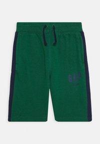 GAP - BOYS LOGO  - Pantaloni sportivi - president green - 0