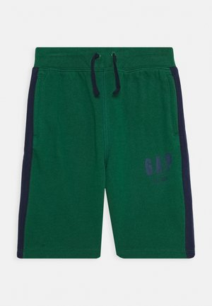 BOYS LOGO  - Pantalon de survêtement - president green