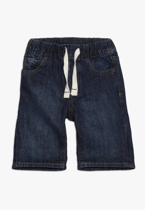 TODDLER BOY - Short en jean - dark wash