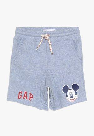 TODDLER BOY MICKEY  - Pantalones deportivos - blue heather