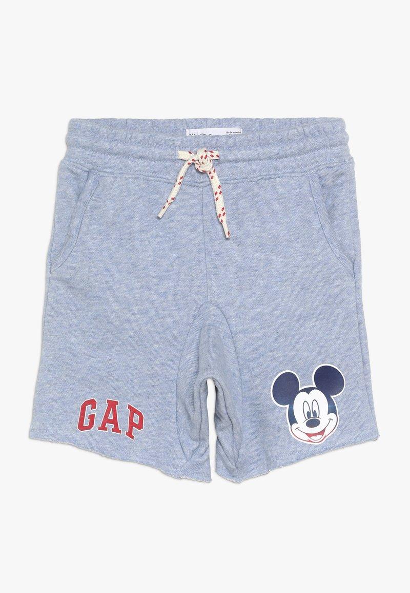GAP - TODDLER BOY MICKEY  - Teplákové kalhoty - blue heather