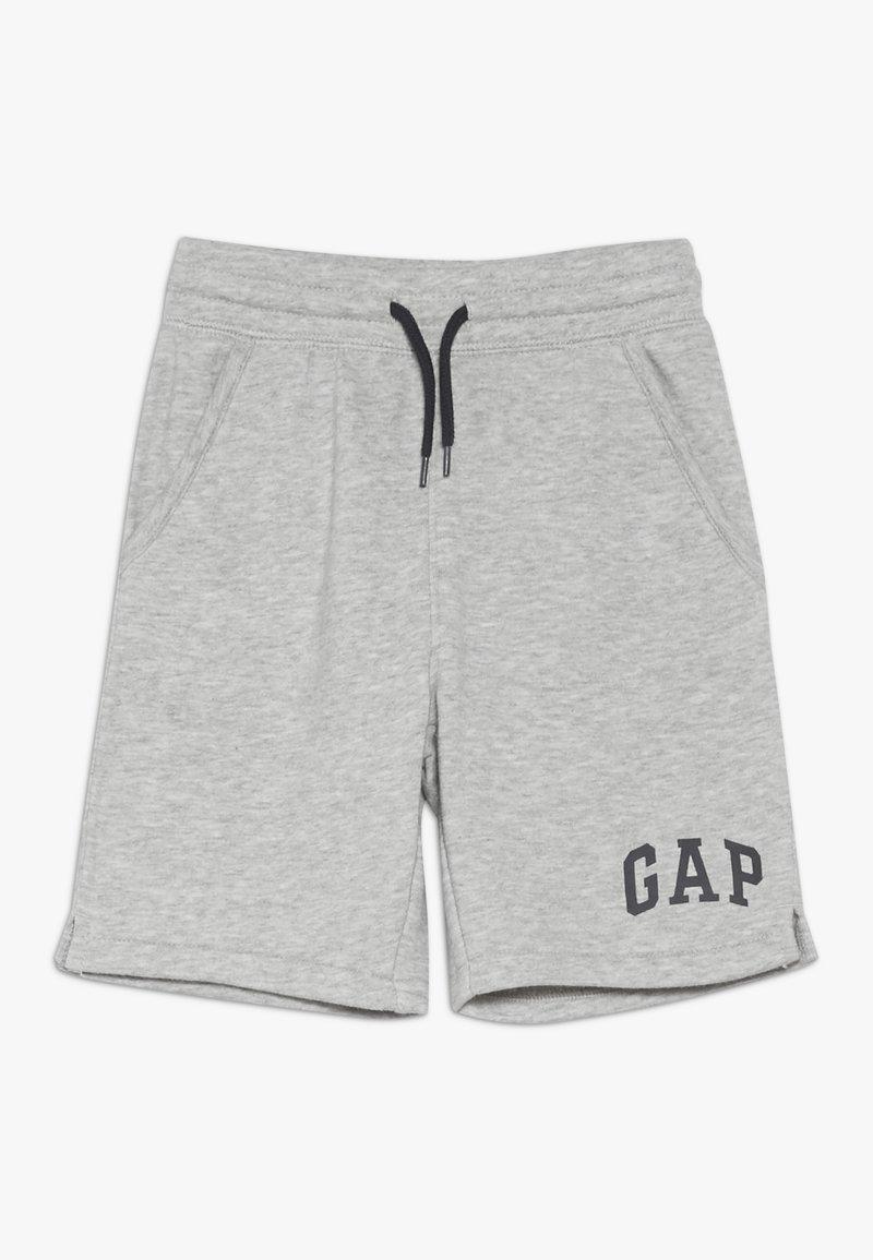 GAP - TODDLER BOY LOGO - Teplákové kalhoty - light grey heather