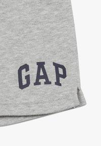GAP - TODDLER BOY LOGO - Teplákové kalhoty - light grey heather - 3