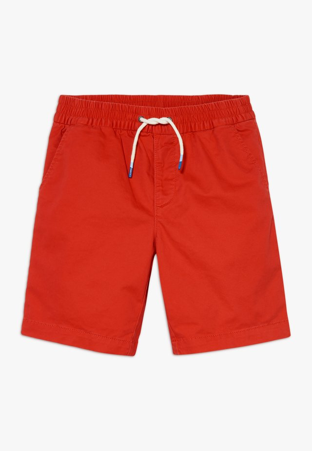 BOY EASY - Shorts - pure red
