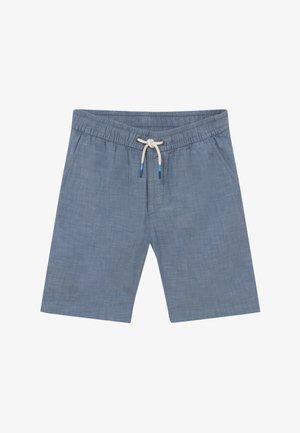 BOY EASY - Kraťasy - blue chambray