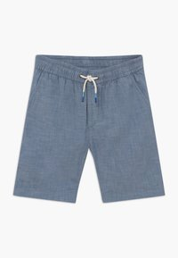 GAP - BOY EASY - Shorts - blue chambray - 0