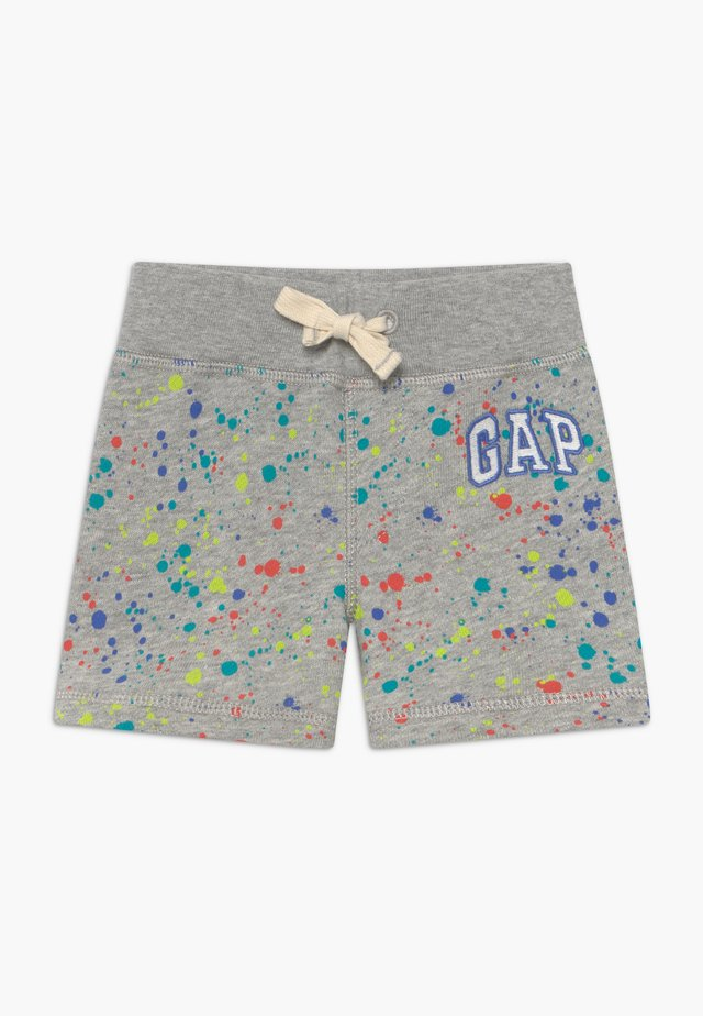 Shorts - light heather grey