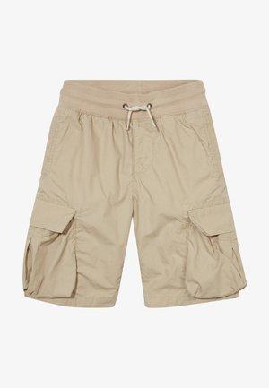 BOY  - Cargo trousers - iconic khaki