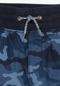 GAP - BOY  - Cargo trousers - blue - 4