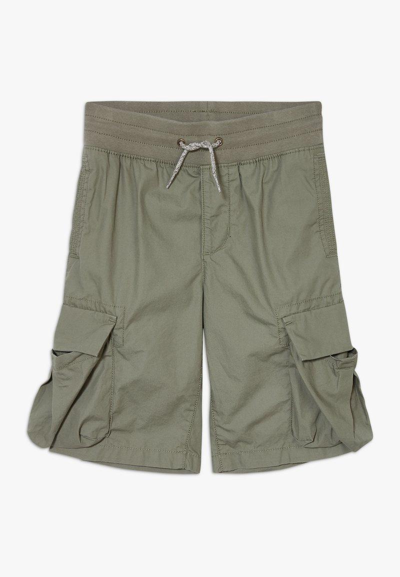 GAP - BOY  - Cargo trousers - mesculen green
