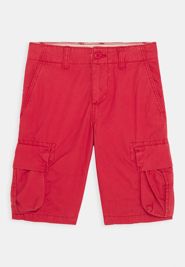 BOY - Pantalon cargo - weathered red