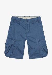 GAP - BOY - Cargo trousers - blue shade - 3