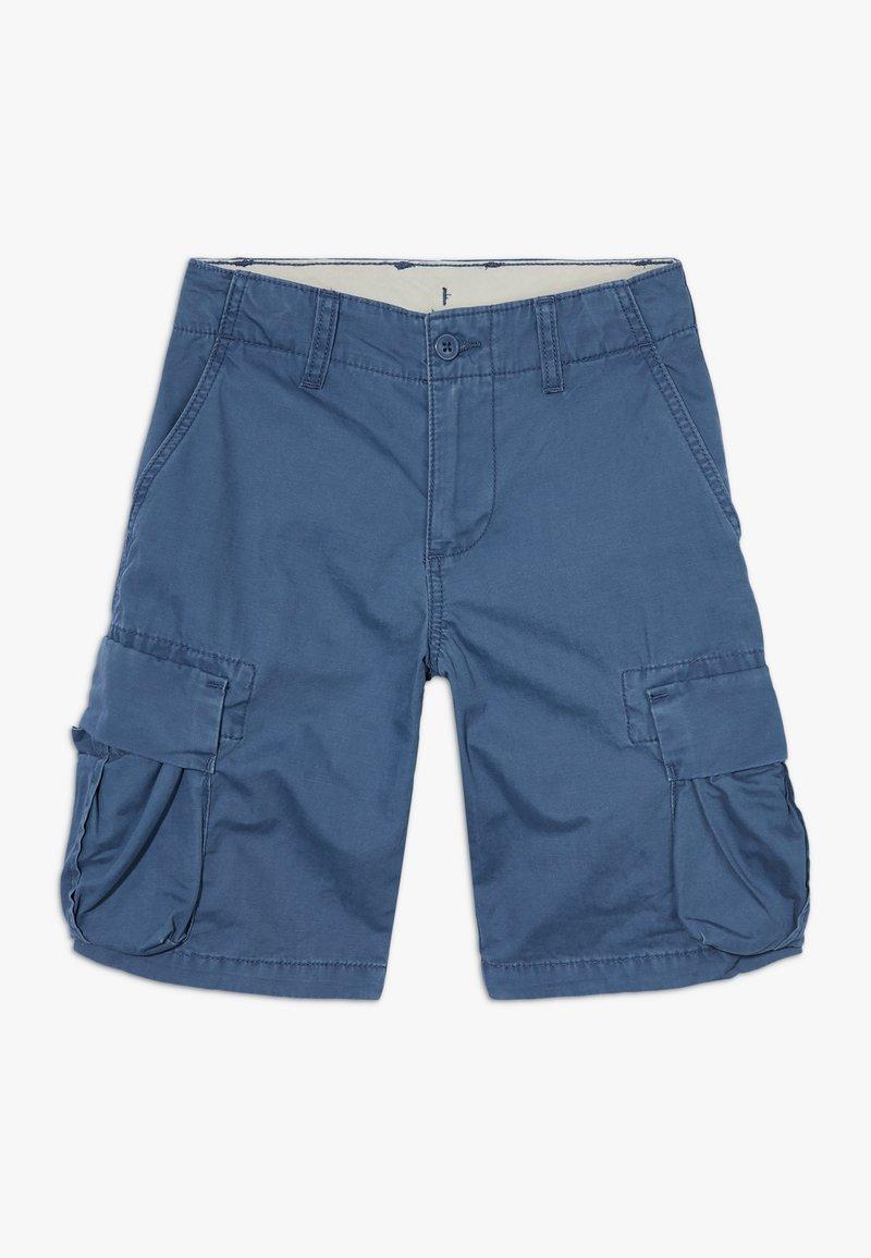 GAP - BOY - Cargo trousers - blue shade