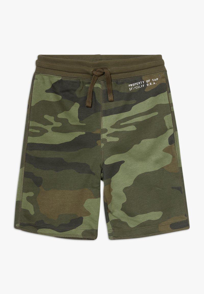 GAP - BOY LOGO  - Pantalon de survêtement - green