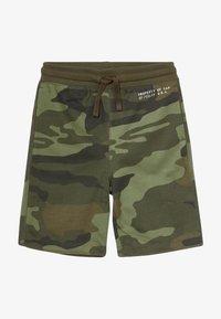 GAP - BOY LOGO  - Pantalon de survêtement - green - 3